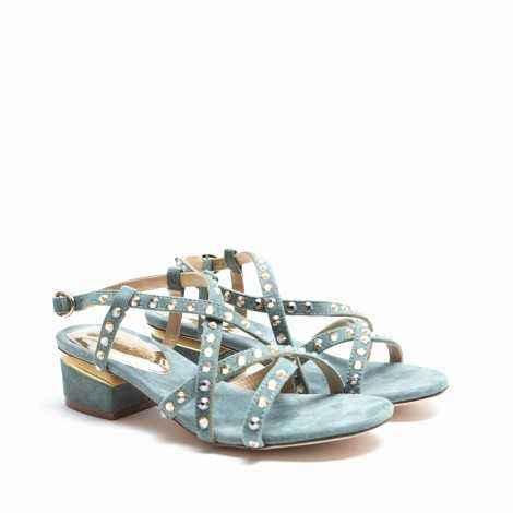 Strass Sandal