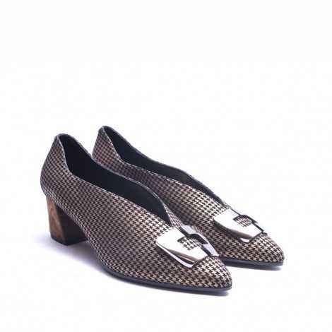 Pied-de-Coque Shoes