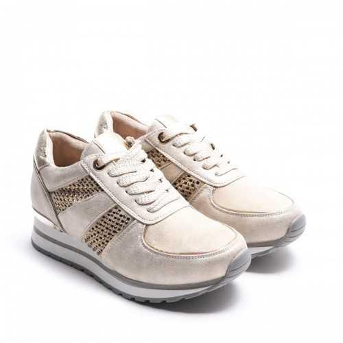 Platinum Sneakers