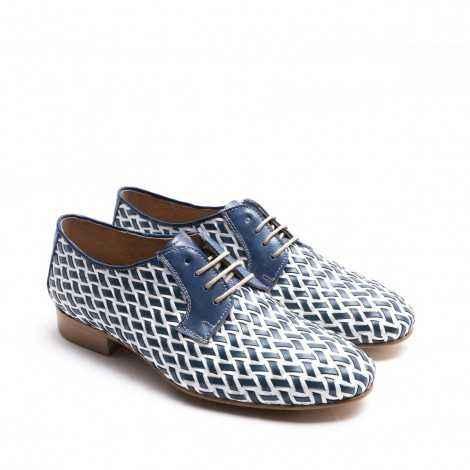 Woven Lace Shoes