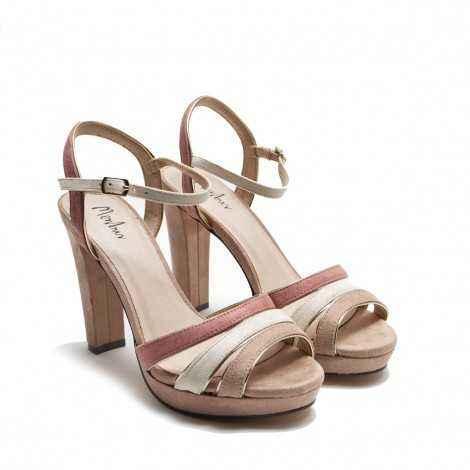 Strips Sandals