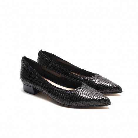 Woven Flat Shoes
