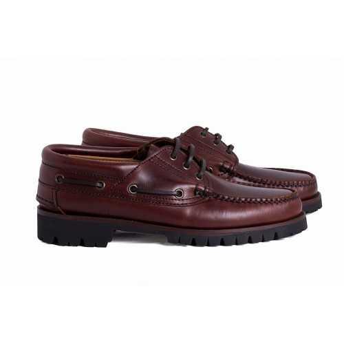 Brown Boat Shoe