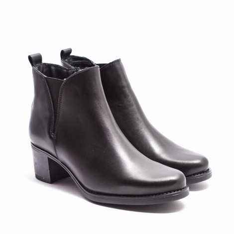 Leathe Ankle Boots