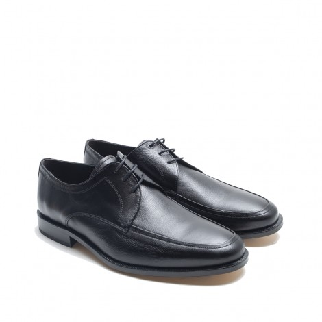 Derby Black Shoe