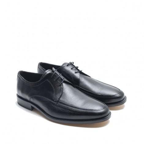 Derby Black Shoe