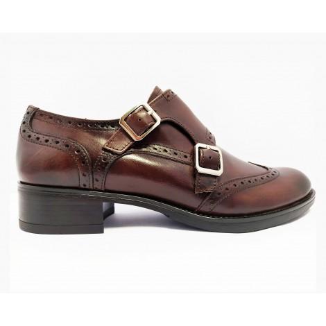 Double Monk Shoe