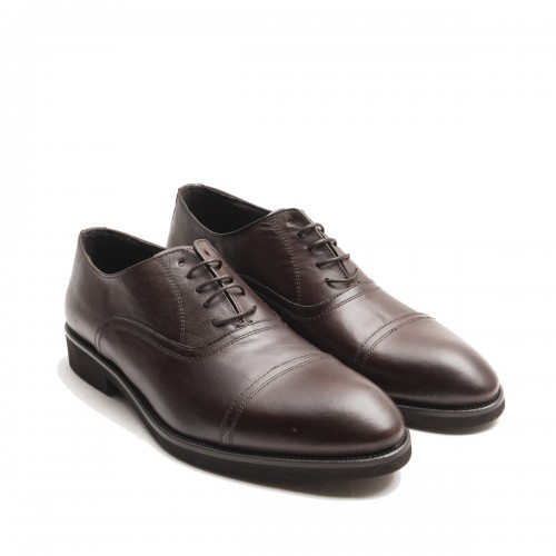 Oxford Caoba Leather