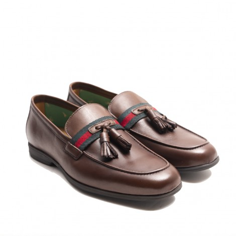 Tassels and Gucci Band´s Loafer