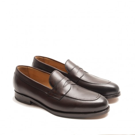 Brown Mask Loafer
