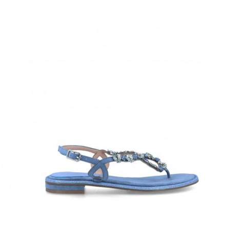 Blue Stones Sandals