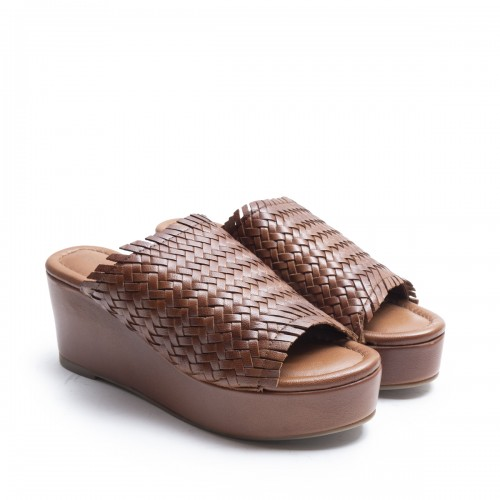 Band Woven Sandals