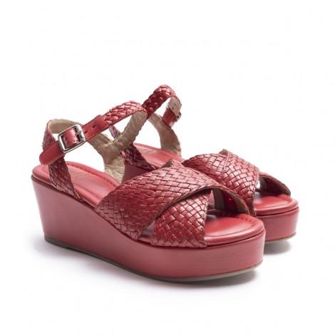 Cross Band Sandals