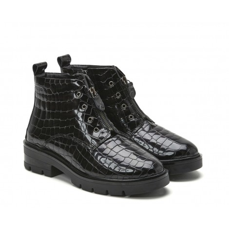 Ankle Boot in Coco Patent Leather