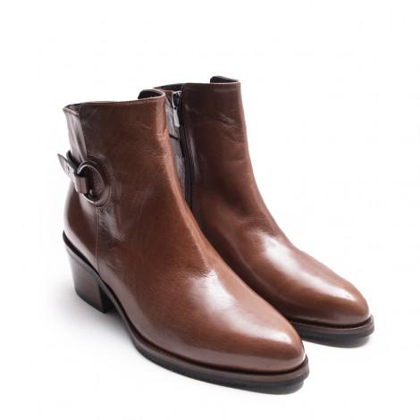 Hoop Ankle Boot
