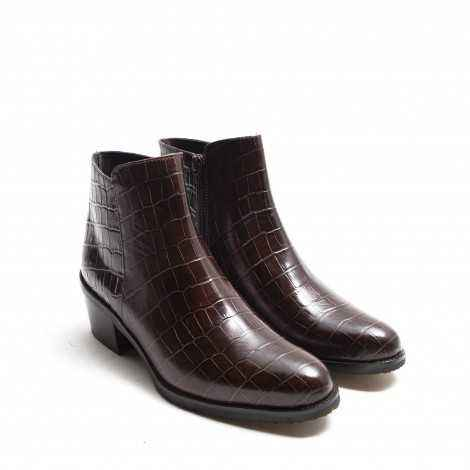 Crocodrile Ankle Boots