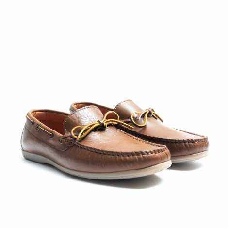 Lace-up Loafer