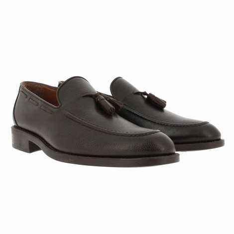 Tassels Loafer Leather