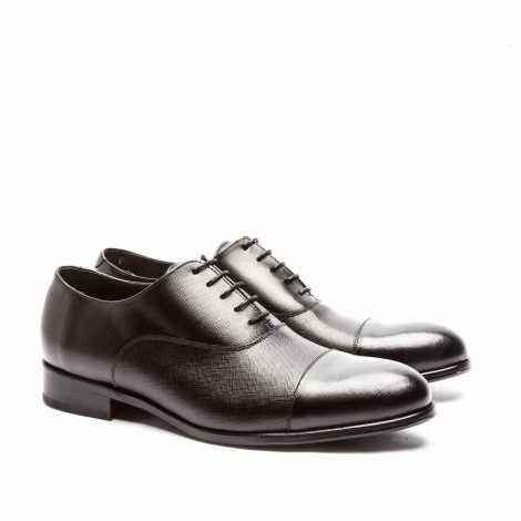 Black Business Shoes