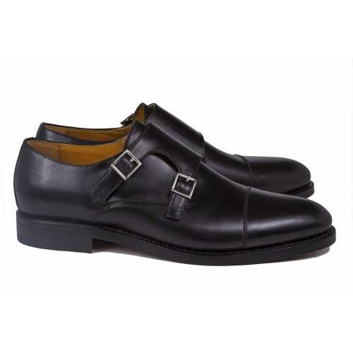Double Monk Shoe