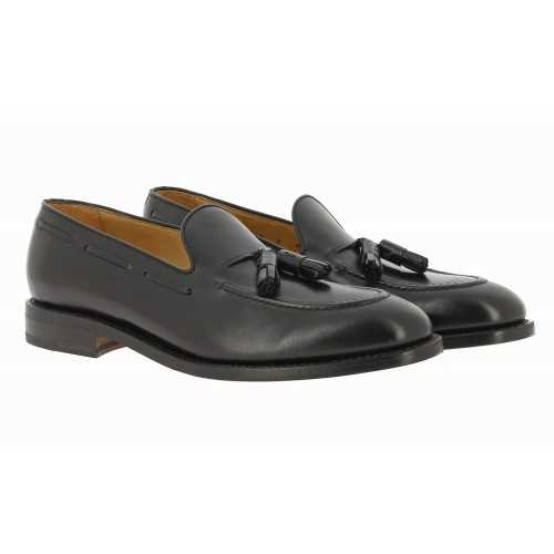 Tassels Leather Loafer