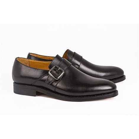 Zapato Piel Hebilla