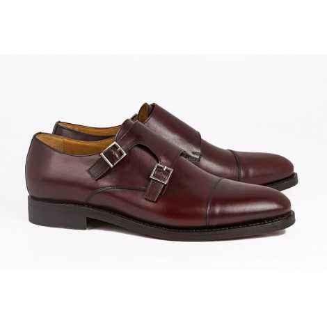Zapato Hebillas Piel