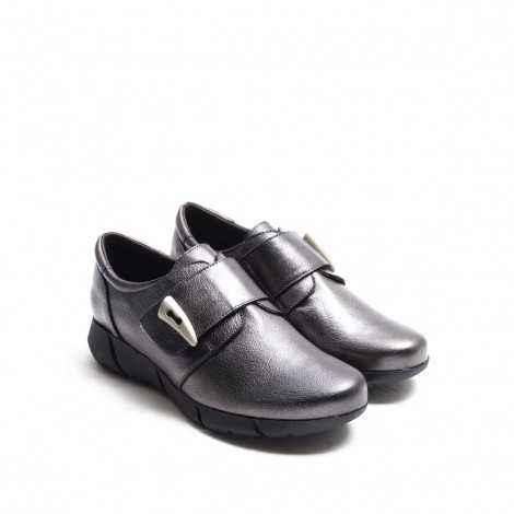 Zapato Velcro Cuerno