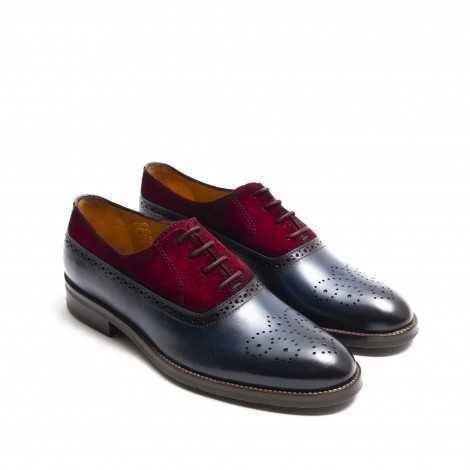 Zapato Cordones Pala Vega