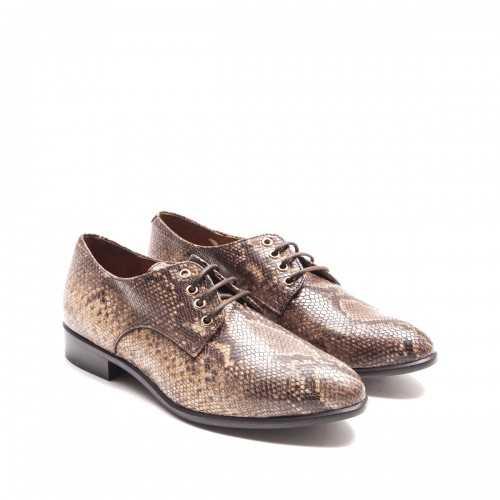 Pitone Derby Shoe