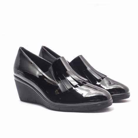 Zapato Flecos Charol