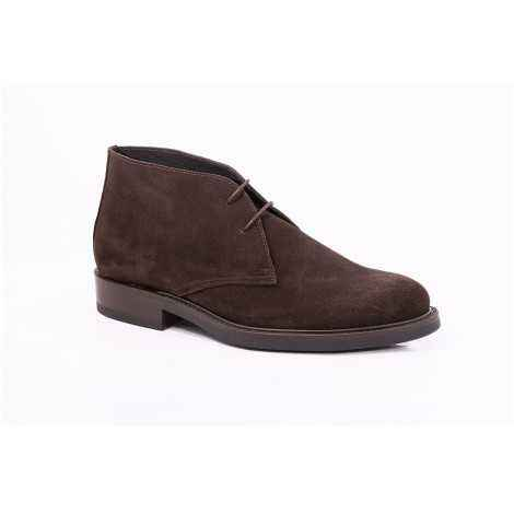 Ankle Boot Brown Suede