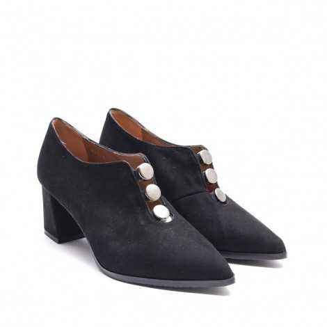 Buttoned Shoe