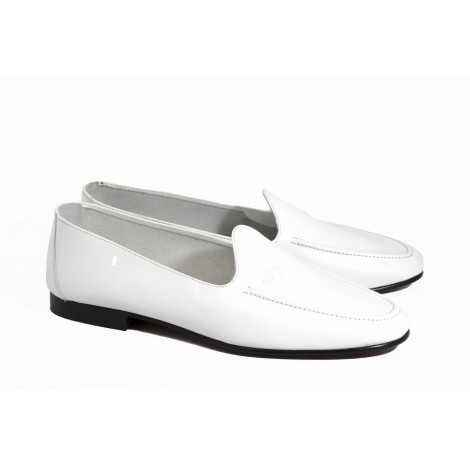 MOCASIN INFORMAL BLANCO