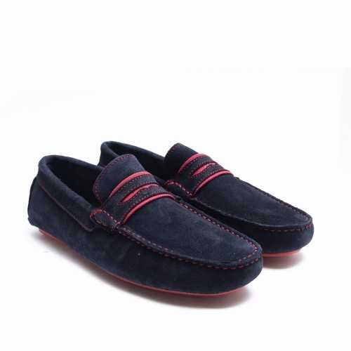 Blue Mask Loafer