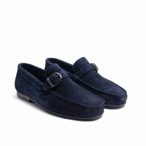 Buckle Band Loafer