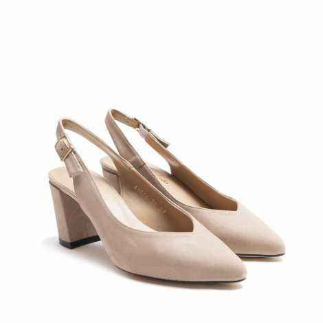 Open-Heeled Shoes