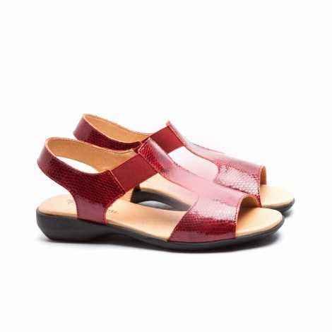 Elastic Sandals