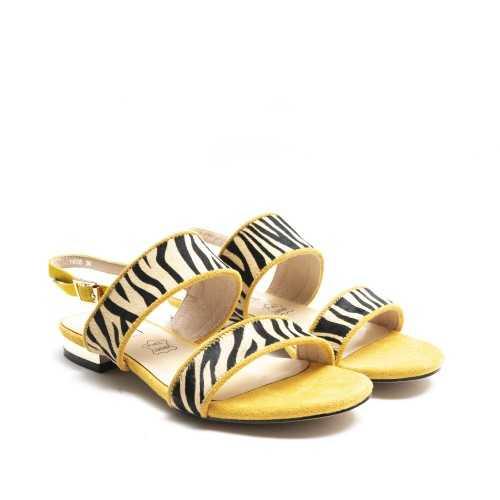 Sandalia Cebra