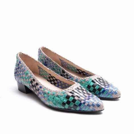 Braid Monoletina Shoe